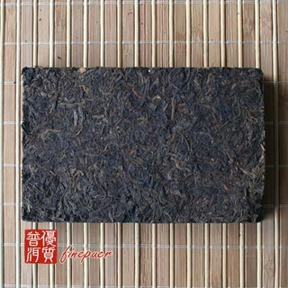 chinese-tea-(black-tea-or-ripe-puer-tea)-2003-tong-qing-hao-brick-tea-4